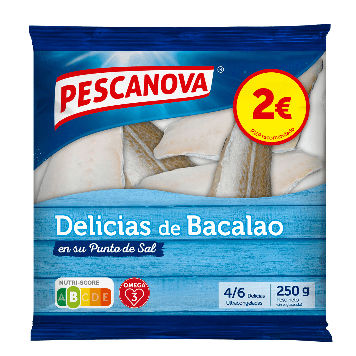 Delicias de Bacalao