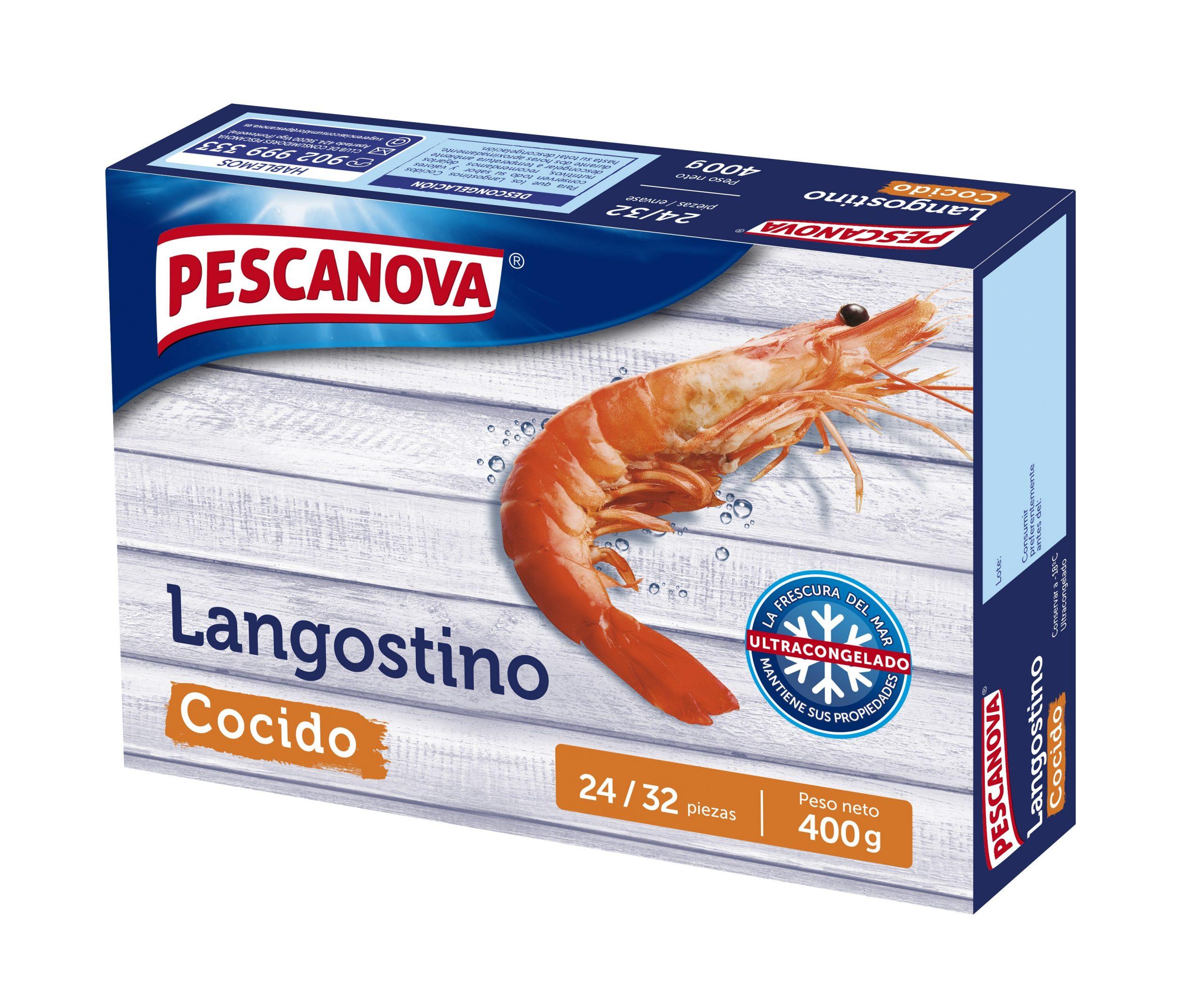 Langostino Vannamei Cocido Extra (24-32)
