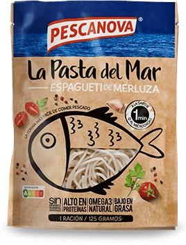 Espagueti de Merluza 125g