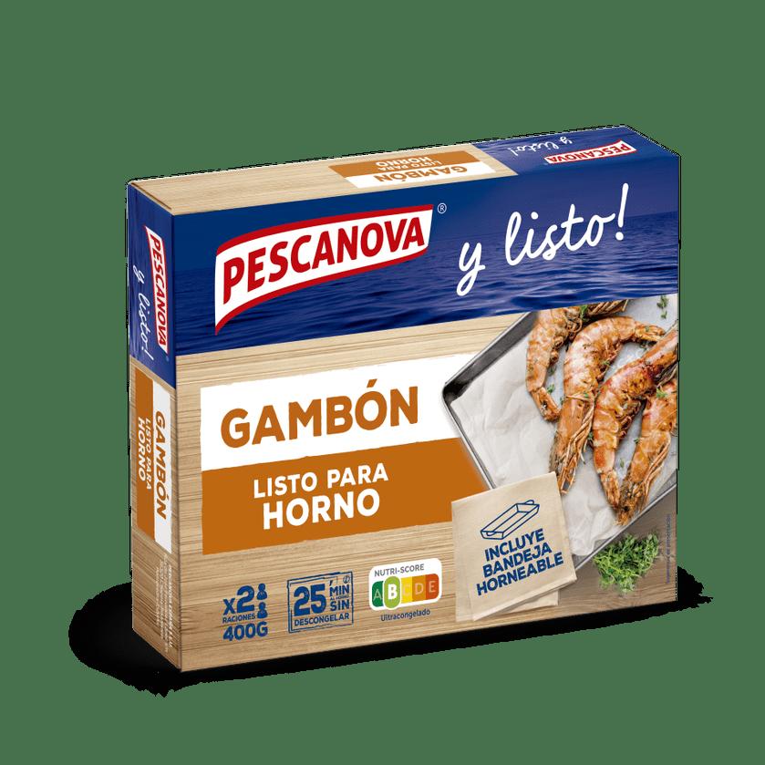Gambón Al Horno Y Listo
