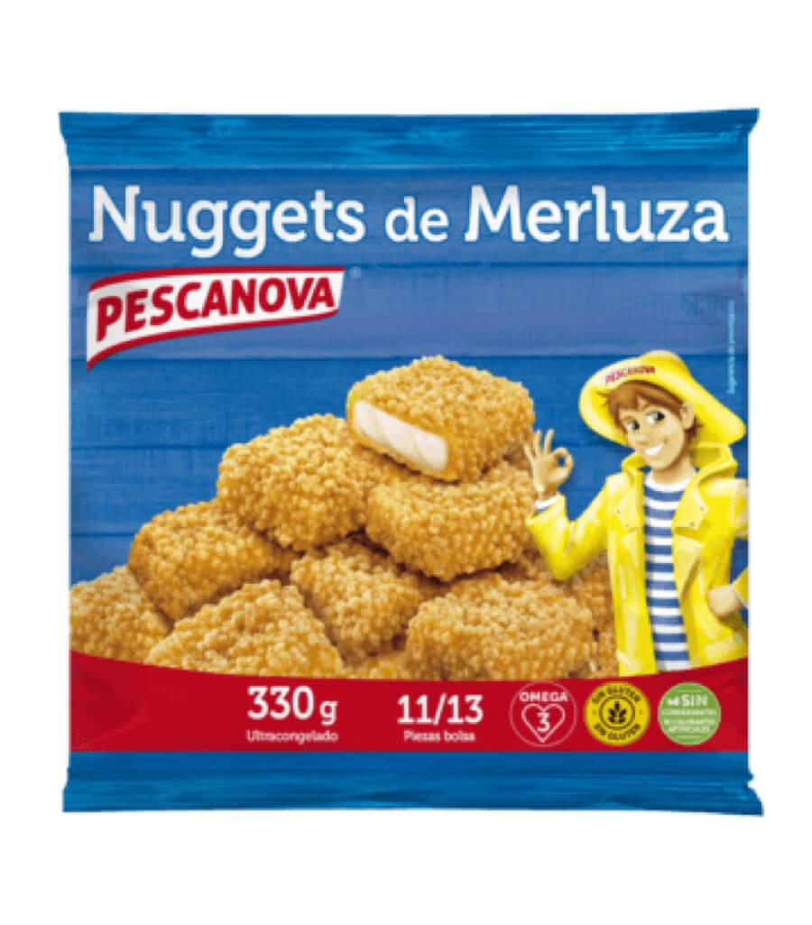 Nuggets de Merluza SIN GLUTEN
