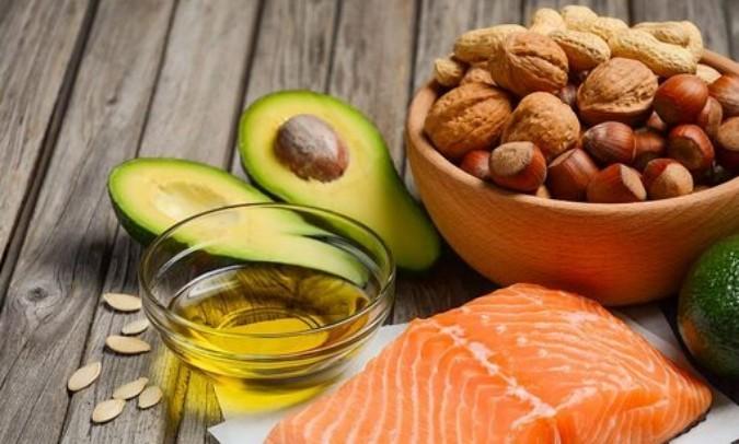 Grasas saludables en la dieta