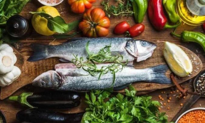 Menú semanal de Dieta Atlántica