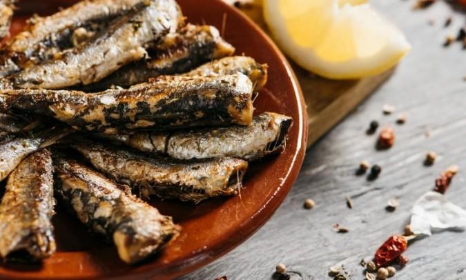 sardinas sin olor
